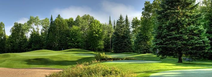 golf mont tremblant