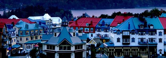 Mont Tremblant resort