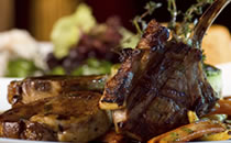 mont tremblant restaurants steak and grill