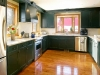 Fully equipped kitchen located on main floor