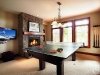 Billiards/ping pong  room